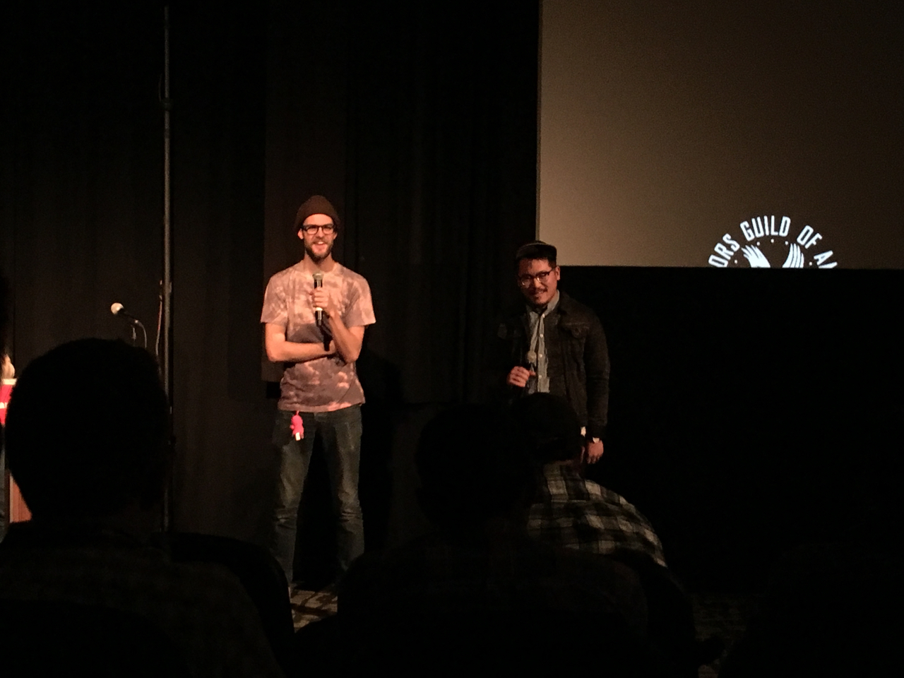 Directors Daniel Scheinert (Left) and Daniel Kwan (Right)